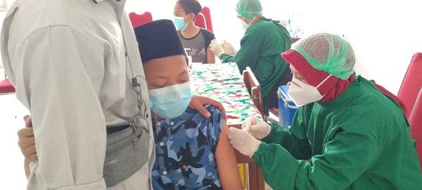 BAZNAS Gencarkan Program Kita Jaga Kyai, Vaksinasi 3.000 Santri di Yogyakarta