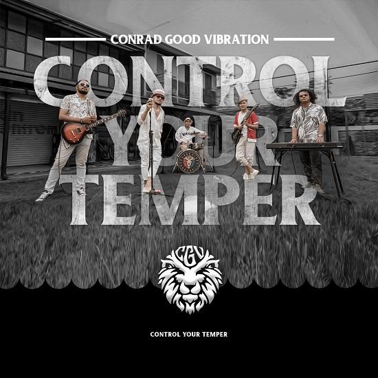 CONRAD – CONTROL YOUR TEMPER