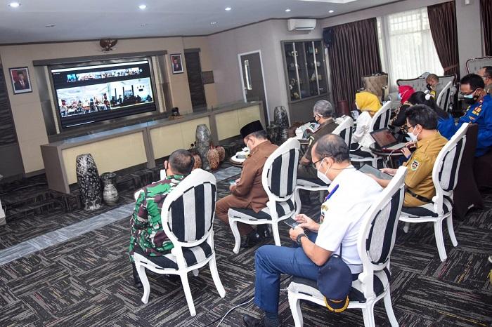 Pemkab Purwakarta Evaluasi Penerapan PPKM