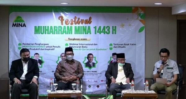 Al-Quran Solusi Atasi Masalah Kesehatan