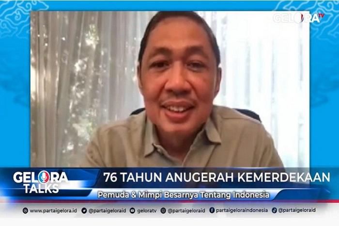 Indonesia Bonus Demografi, Anis Matta: Pandemi Membajak Mimpi Anak Muda
