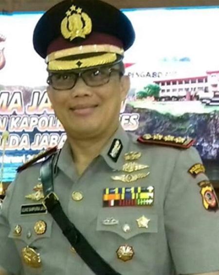 Pergantian Kapolrestabes Bandung