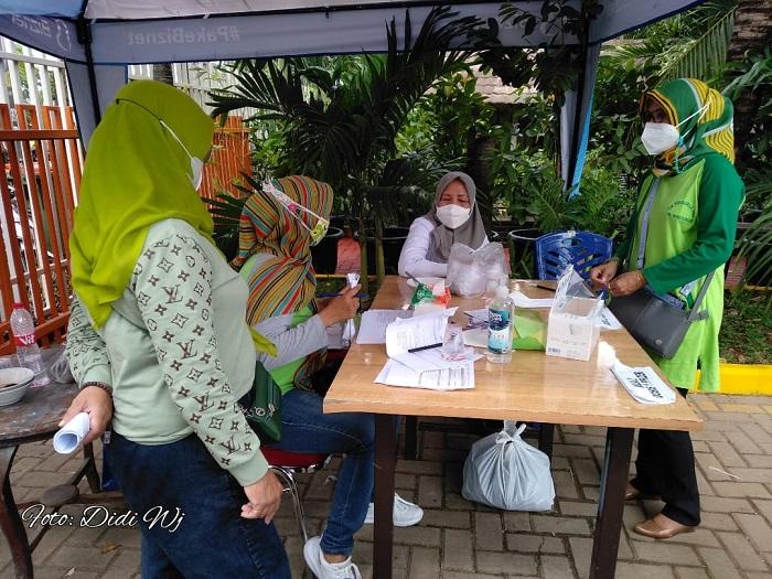 Kasus COVID-19 Menurun di Penggilingan Jakarta Timur