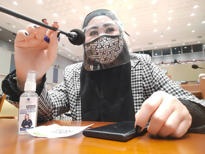 Lisda : Bansos Tunai Harus Menyasar Masyarakat yang Terkena Dampak Langsung.
