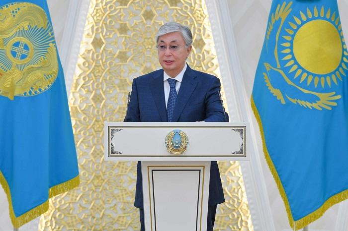Presiden Tokayev Menguraikan Posisi Kazakhstan di Afghanistan