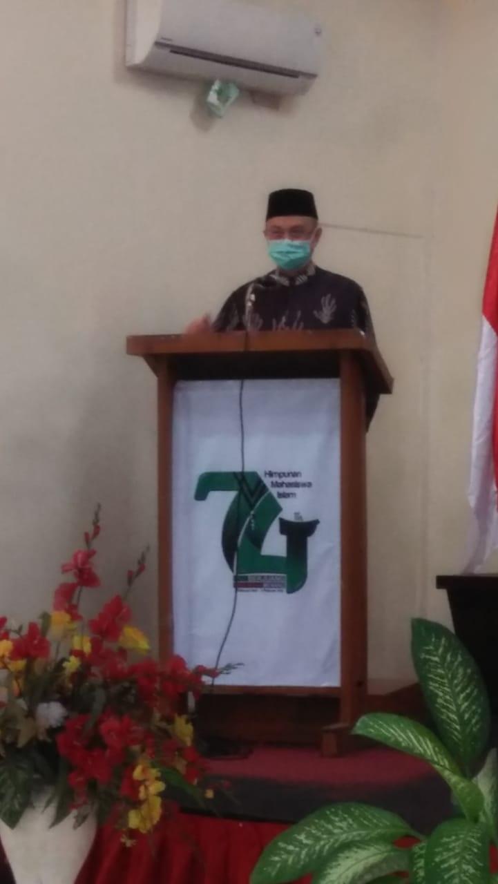 Anggota DPD RI, Tamsil Linrung : Kader HMI MPO, Teruslah Bersuara Keluar