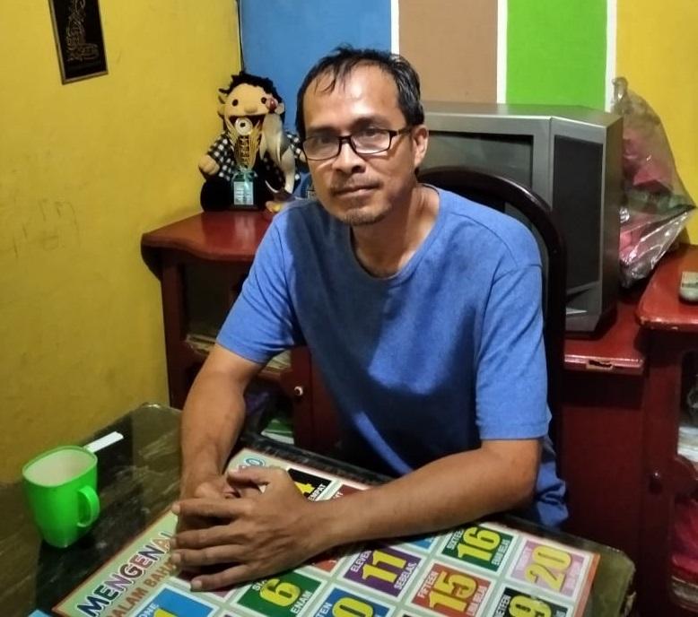 Sosok Teungku Arifin, Ketua Baraya Care Yang Baru