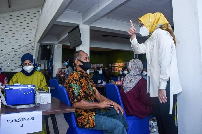 Hingga Akhir 2021, Pemkab Purwakarta Targetkan 50 Persen Penduduk Divaksin Covid-19
